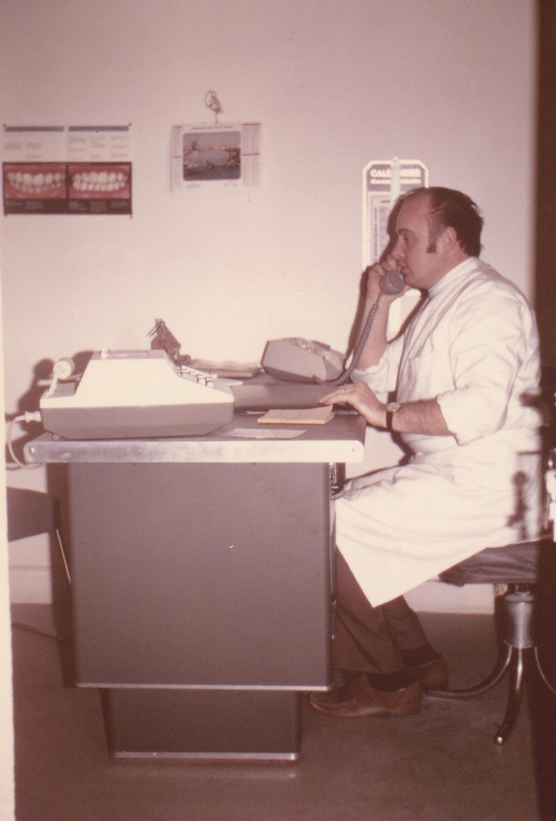 Marcel LABOURDE, 1973