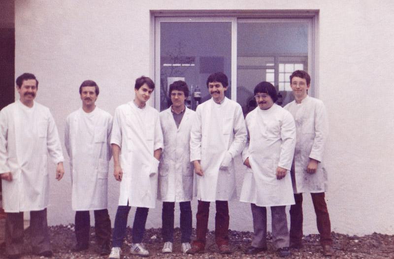 Laboratoire Labourde, 1983